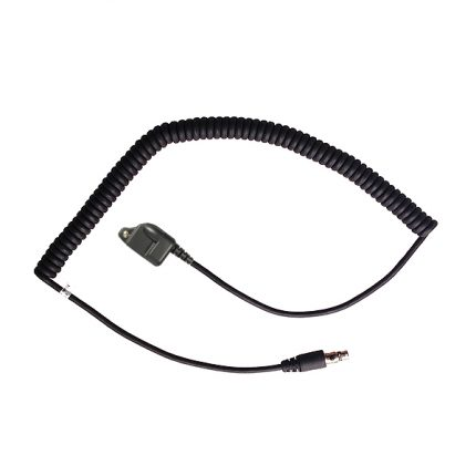 CH-HAR Headset cord with multi pin connector