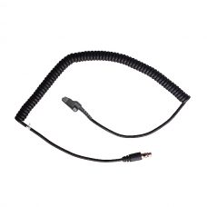 CH-KMC Headset cord with multi pin connector