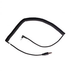 CH-MOP Headset cord with single pin connector