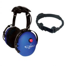 CH-11TM Over-the-head dual muff headset