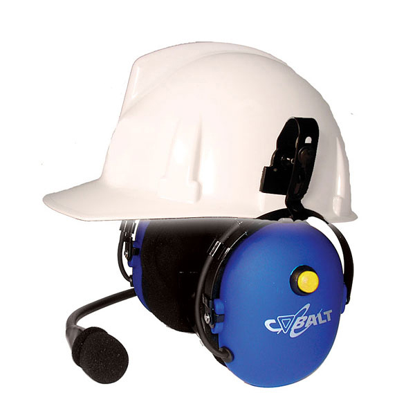 CH-12 Hard Hat Slot Mount Headset