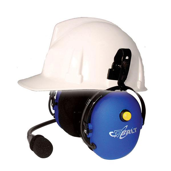 CH-12 Hard Hat Slot Mount Headset