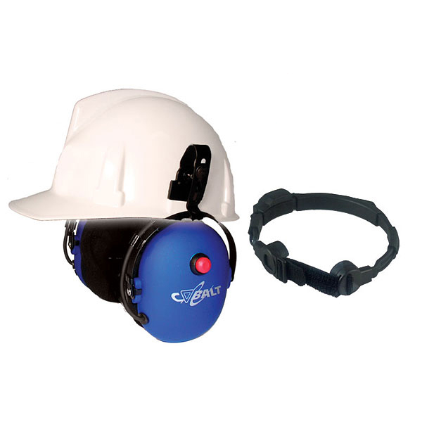CH-13TM Hard hat mount headset