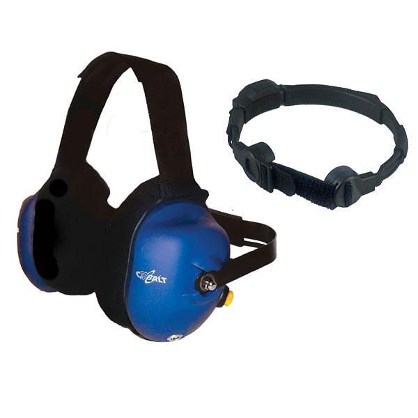 CH-20TM behind-the-head dual muff headset with boom mic